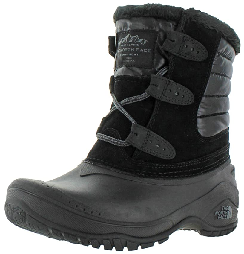 軍艦キネマティクス比較The North Face Womens Shellista II Closed Toe Cold Weather Boots, Black, Size 6