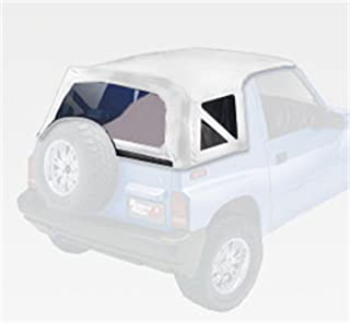 Rugged Ridge 53722.52 XHD White Denim Replacement Soft Top