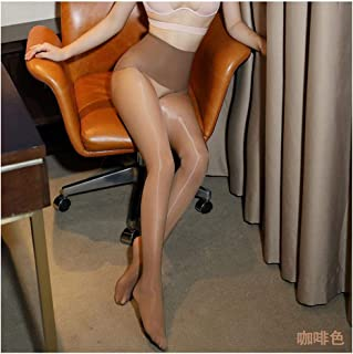 04587ceb18064 Tomtop201309 360°Seamless High waist Ultra Shiny 8D Oil Glossy Sheer  Stockings Tights Pantyhose