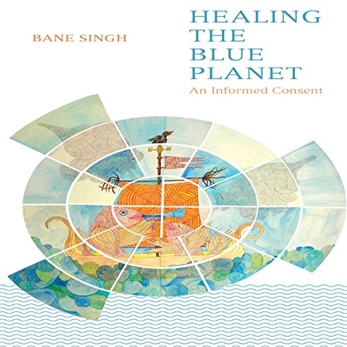 Healing the Blue Planet audiobook cover art