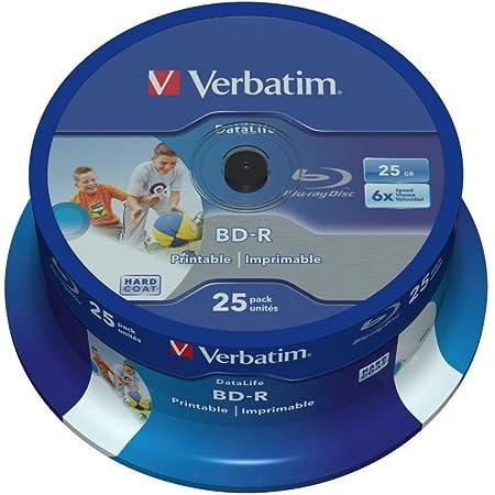 Mediarange Bd R Dual Layer 50gb 6 Fache Computer Zubehör