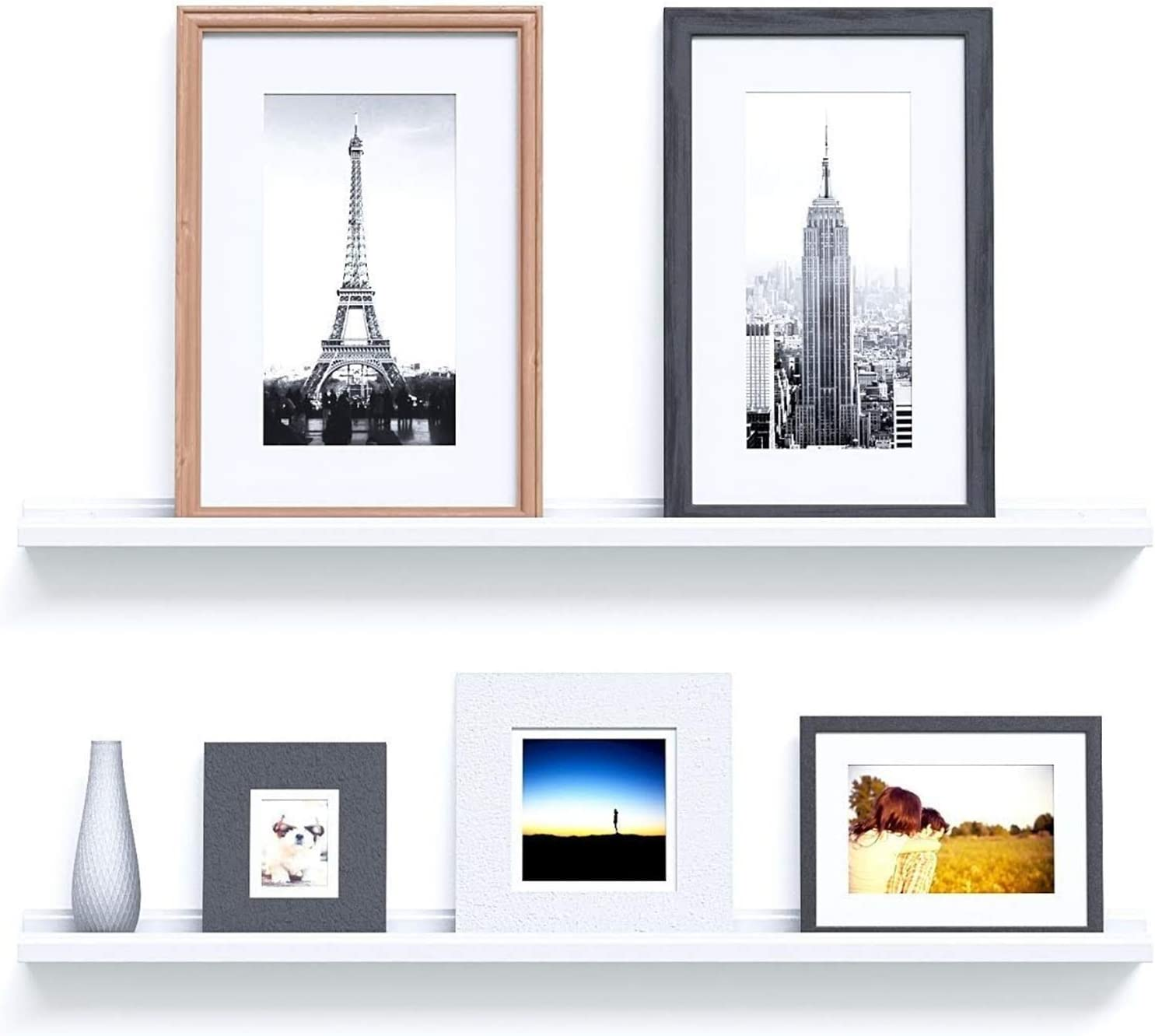 Seasonal Wrap Introduction 46 Inches Floating discount Picture Display Mount Ledge Denver Shelf Wall