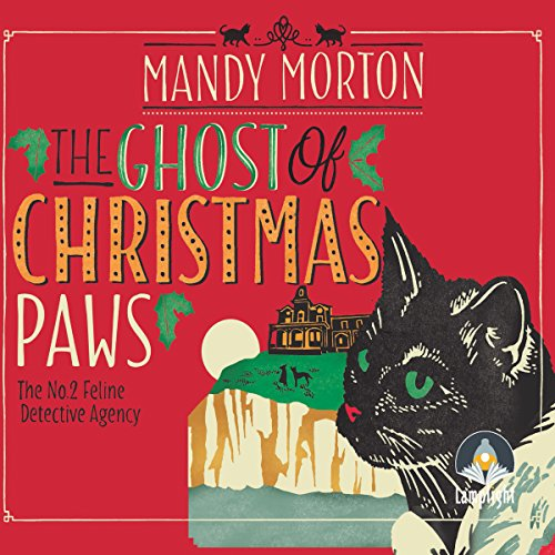 The Ghost of Christmas Paws cover art