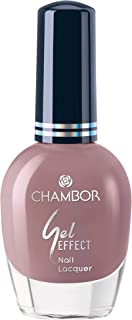 Chambor Gel Effect Nail Lacquer, Brown No.351, 10 ml