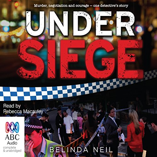 Under Siege audiobook cover art