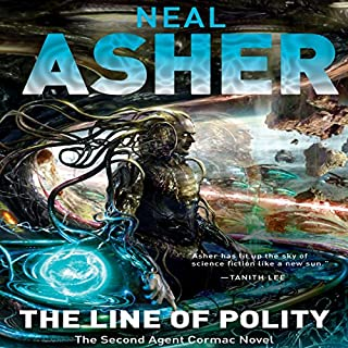 The Line of Polity cover art
