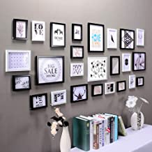 Photo Wall Hanging, Combination Photo Frame, Photo Studio Creative Photo Wall, Large Multi Picture Photo Frames Wall Set, ...