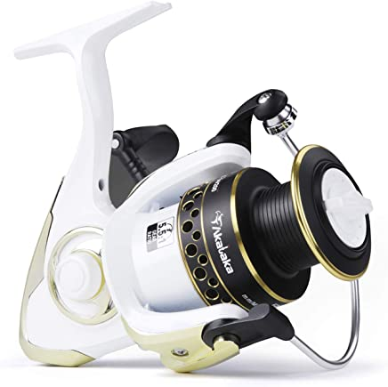 Akataka Spinning Reel, Durable Lightweight Spinning...