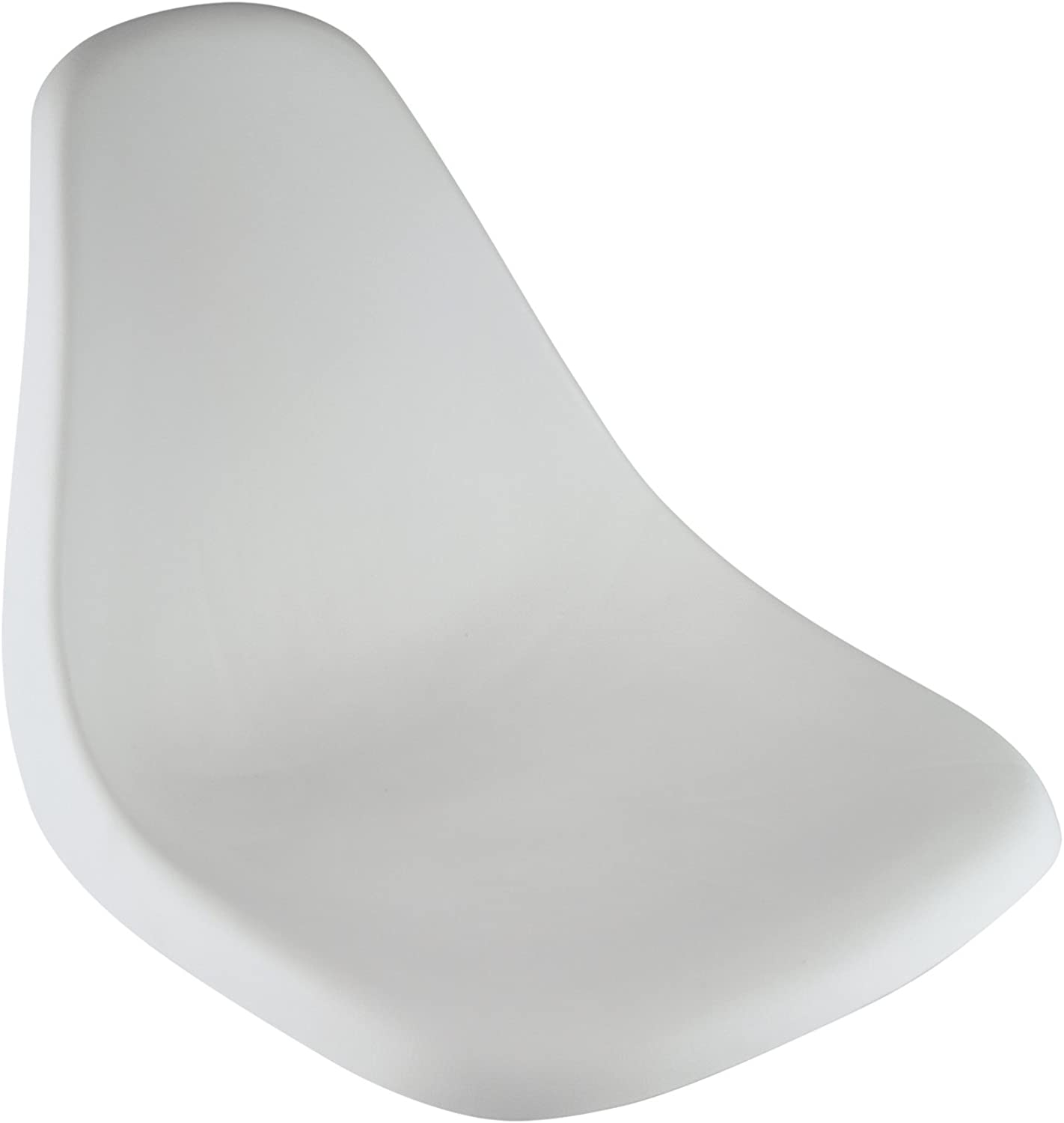 Wise 8WD140LS710 Plastic Bucket Style Seat (White)