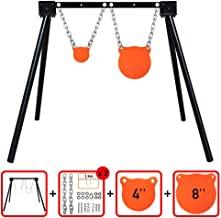 Highwild Steel Target Stand AR500 Shooting Target System Complete Kit Combination (2)