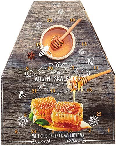 Honig-Adventskalender, 1er Pack (1 x 2.424 kg)