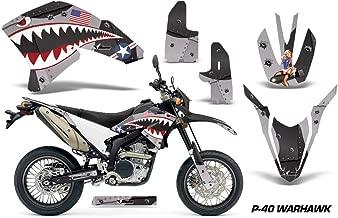 wr250 graphics