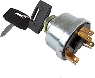 529800R91 Ignition Switch for Case IH International Harvester and Farmall Tractors