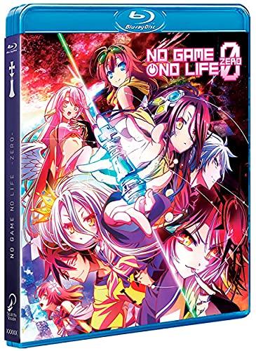 No Game, No Life: Zero [Blu-ray]