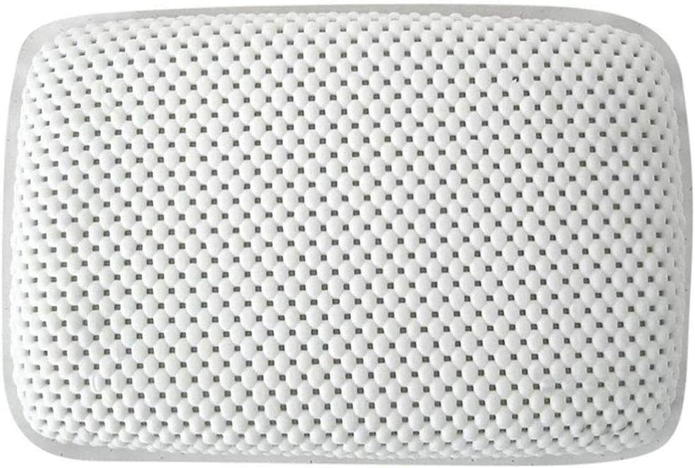 Foam Soldering Bath Pillow Spa Hot Tub Los Angeles Mall Relax Comf Support Soft Lounge Neck
