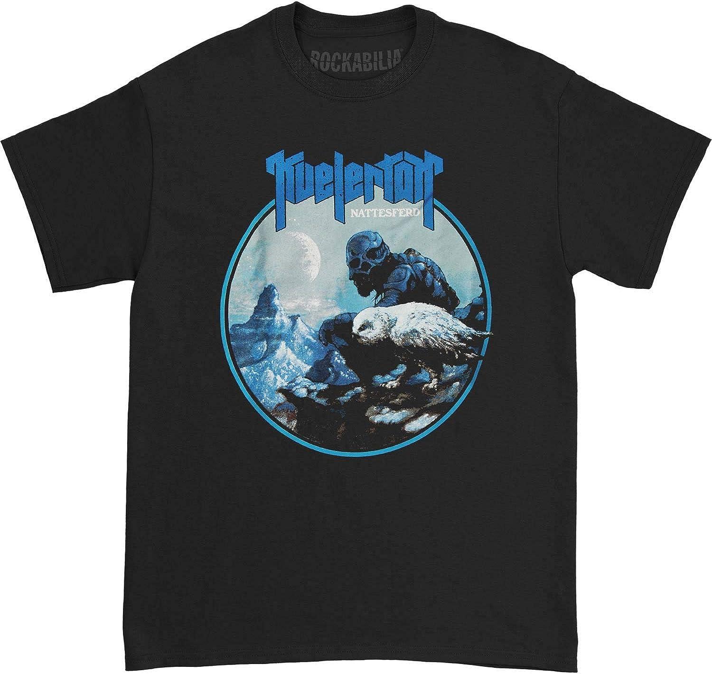 Kvelertak Men's Now free shipping Nattesferd T-Shirt Black Wholesale Tee
