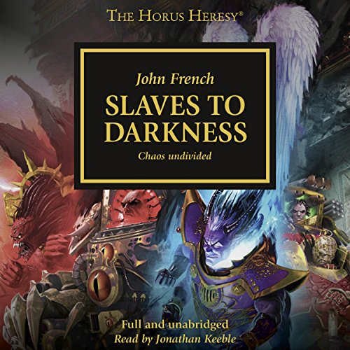 Slaves to Darkness audiobook cover art