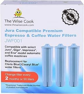 jura claris water filter blue