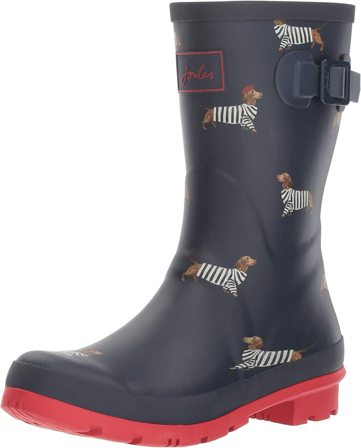 Joules Women's Molly Welly Rain