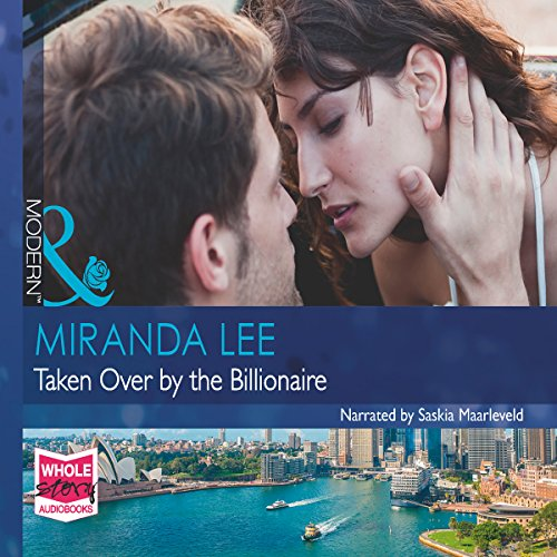 Taken Over by the Billionaire audiobook cover art