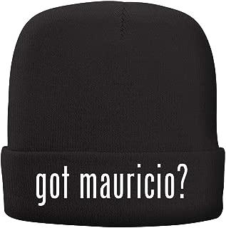 BH Cool Designs got Mauricio? - Adult Comfortable Fleece Lined Beanie