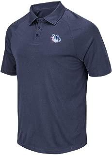 Mens Gonzaga Bulldogs Wellington Polo Shirt
