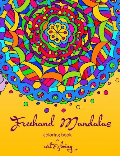 Freehand Mandalas: A Coloring Book