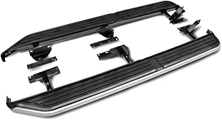 Maxiii Running Board For 2005-2009 Land Rover Discovery LR3, 2010-2016 Discovery LR4 Aluminum Side Step Nerf Bars