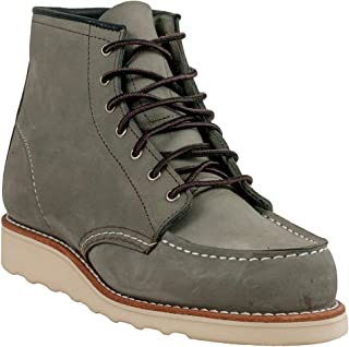 Shoes 3375 Classic Moc Women's Lace Up Boot Grey