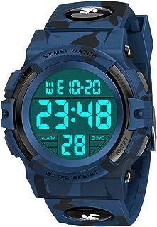 SOKY Kids Watches for Boys Teens Girls LED Waterproof Digital Watch Birthday Gift