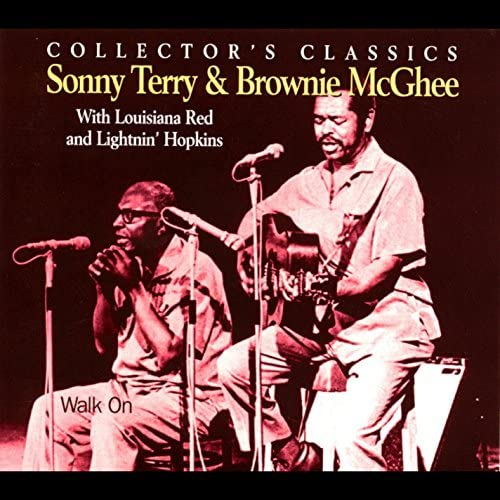 Sonny Terry & Brownie McGhee feat. Lightnin' Hopkins & Louisiana Red