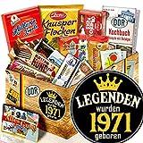 Legenden 1971 - DDR Süßigkeiten Box - Geschenkidee 1971