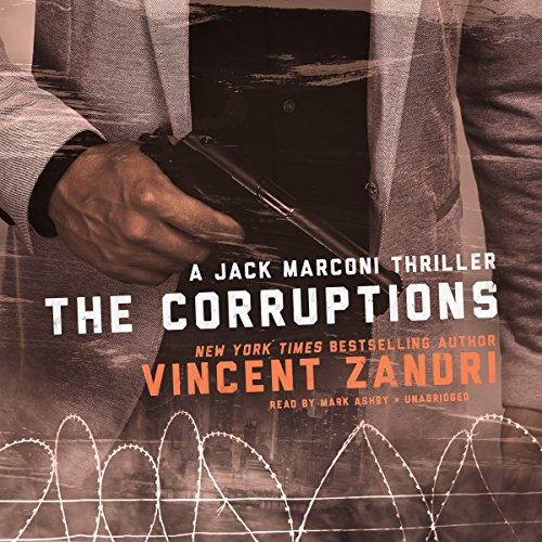 The Corruptions audiobook cover art