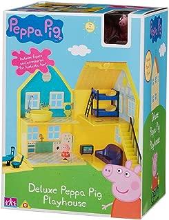Peppa Pig Deluxe - La casa de Peppa Pig