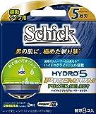 シック ハイドロ5プレミアムパワーセレクト 替刃 8個