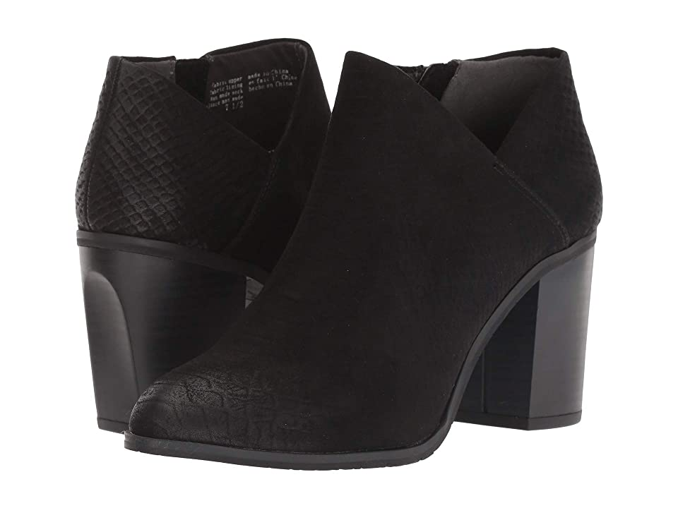 Seychelles BC Footwear By Seychelles Kettle (Black Exotic V Suede) Women