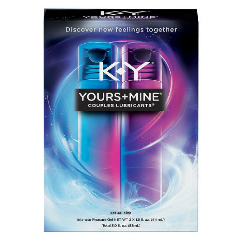Lubricant K Y Personal Intimate Couples