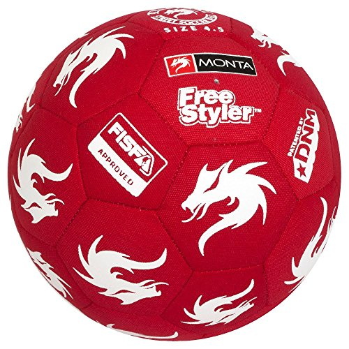 Monta FreeStyler Ball - rot - 4.5