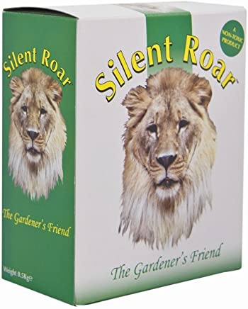 Silent Roar Lion Manure - Cat Repellant