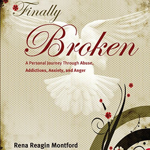 Finally Broken audiobook cover art