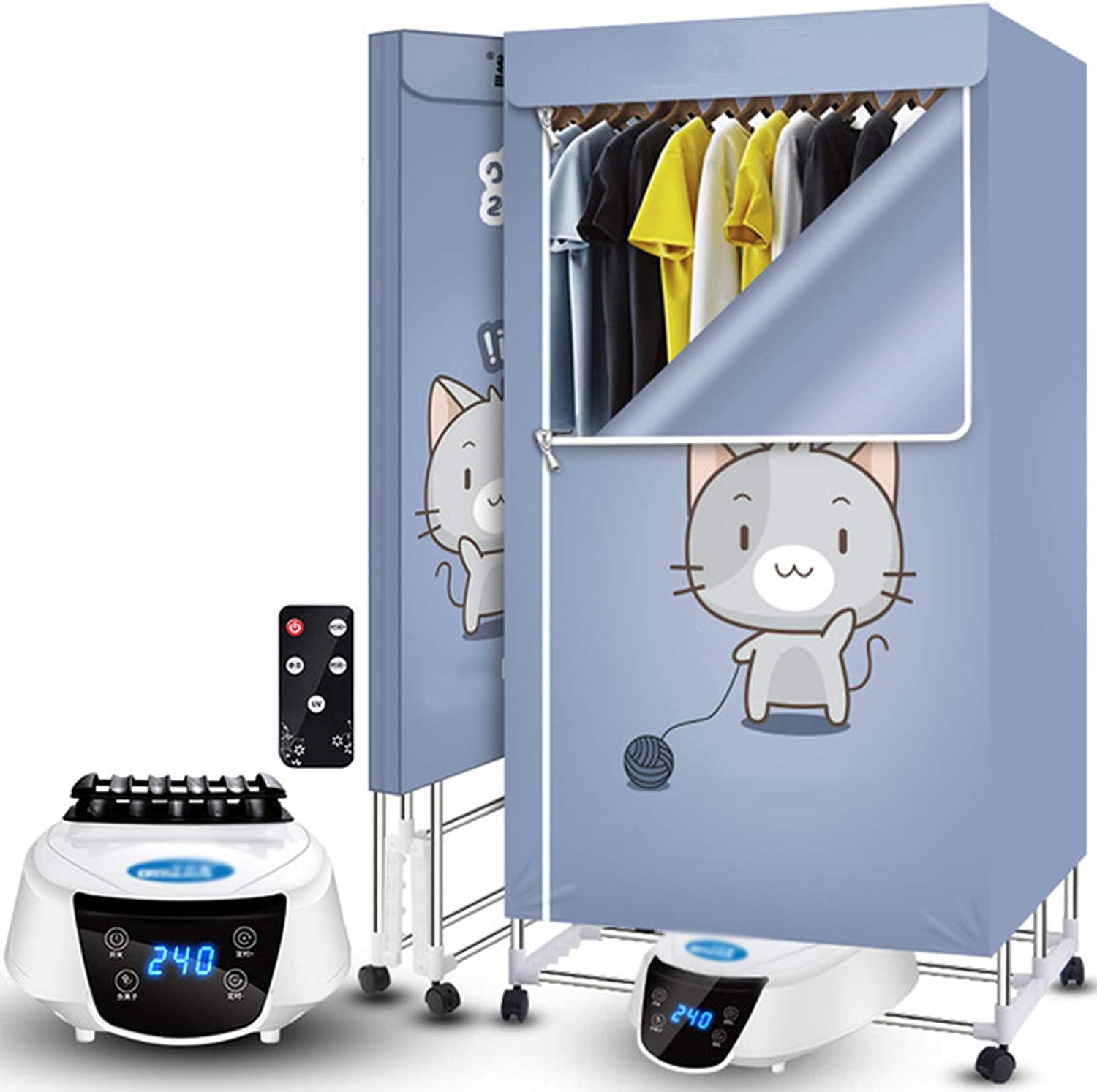 N Chicago Mall \ A Drying Wardrobe Double Capacity 1300w 15kg w Layer Large Chicago Mall