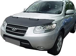 HOOD BRA Front End Nose Mask for Hyundai Santa Fe 2006-2012 Bonnet Bra STONEGUARD PROTECTOR TUNING