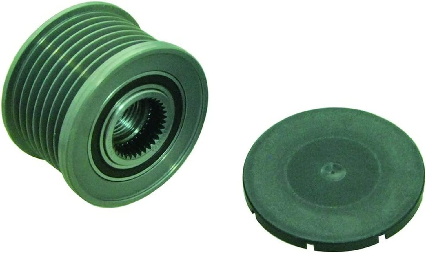 New Year-end gift Clutch Pulley Replacement for 07- OFFicial site E320 3.0L V6 Mercedes-Benz