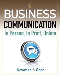 CourseMate (with Career Transitions 2.0) for Newman/Ober's Business Communication: In Person, In Print, Online, 7th Edition