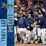 Tampa Bay Rays 2021 Calendar