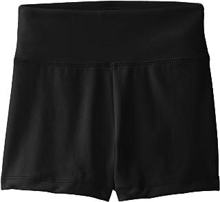 Capezio Big Girls` Team Basic High Waisted Short