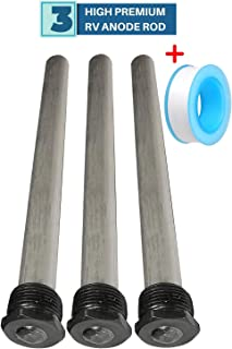 (3 Pack) Water Heater RV Anode Rod - Replacement Suburban 232767 Mor-Flo - 3/4
