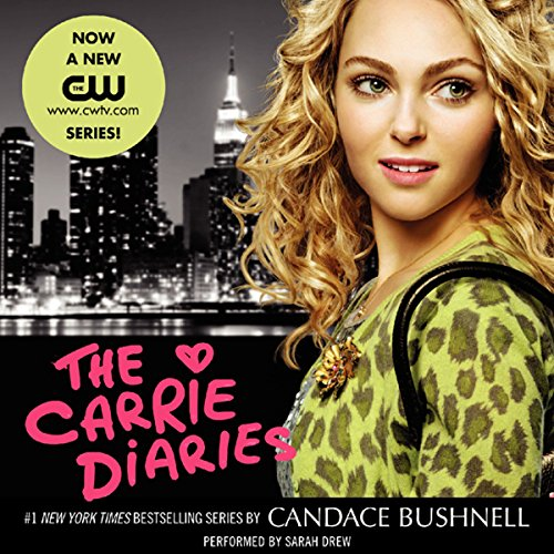 The Carrie Diaries audiobook cover art