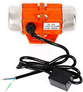 small electric industrial vibrators