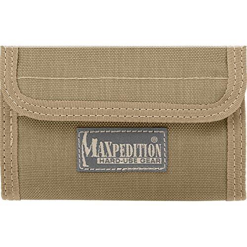 Maxpedition Spartan Wallet, Khaki